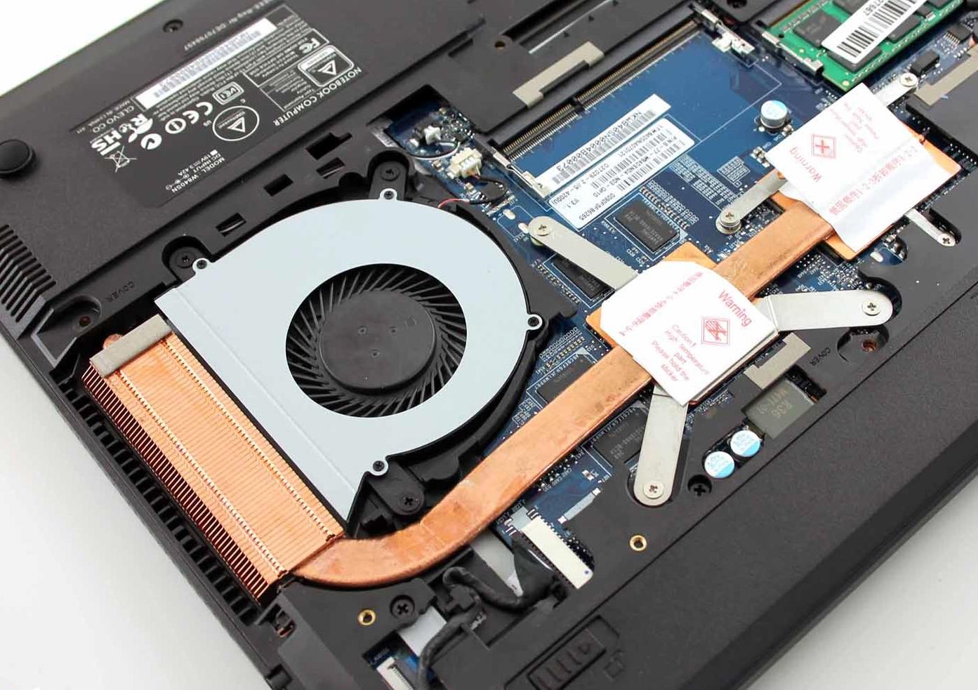 radiator heatpipe laptop - Stii de ce nu se topeste laptop-ul tau ?
