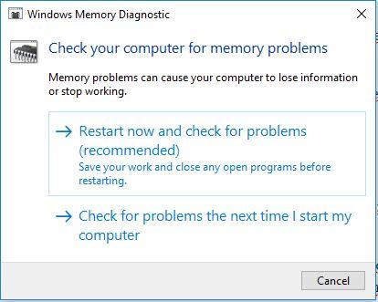 2 - Verifica singur daca ai probleme cu memoria RAM