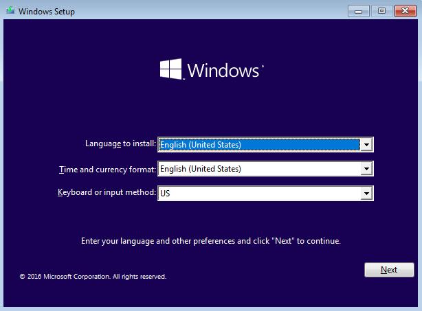 reinstalare windows 1 - Calculatorul merge greu? 9 metode ca sa mearga mai repede!